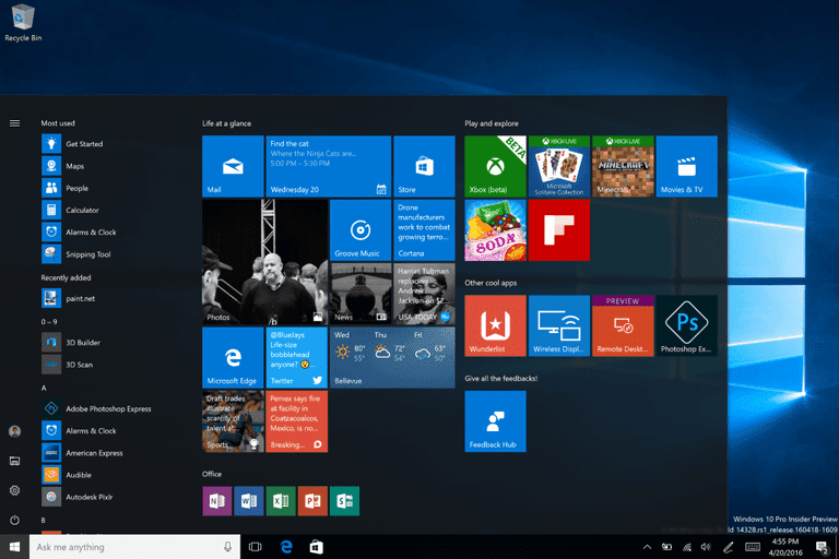 Windows 10 All In One ISO Features
