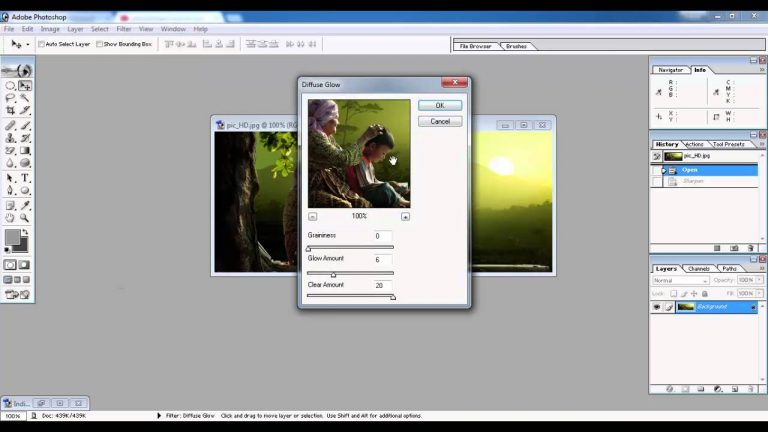 Adobe Photoshop 7.0 With Crack And SerialKey