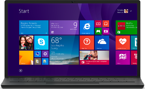 WINDOWS 8.1 PRO ISO 32/64 BIT