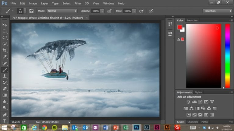 Adobe Photoshop CC Lite