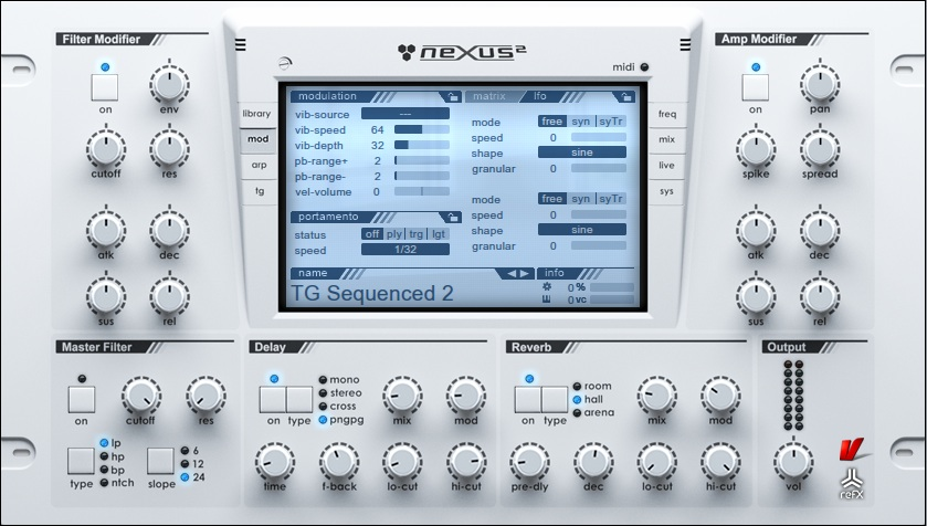 reFX Nexus2 Free Latest Download