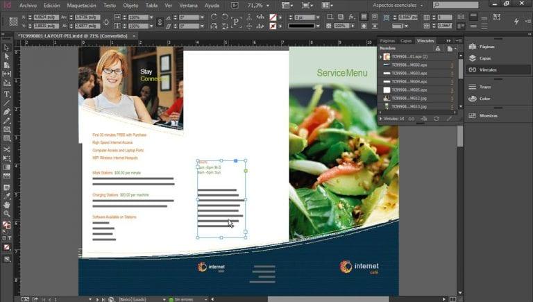 Adobe InDesign CC 2018 Download