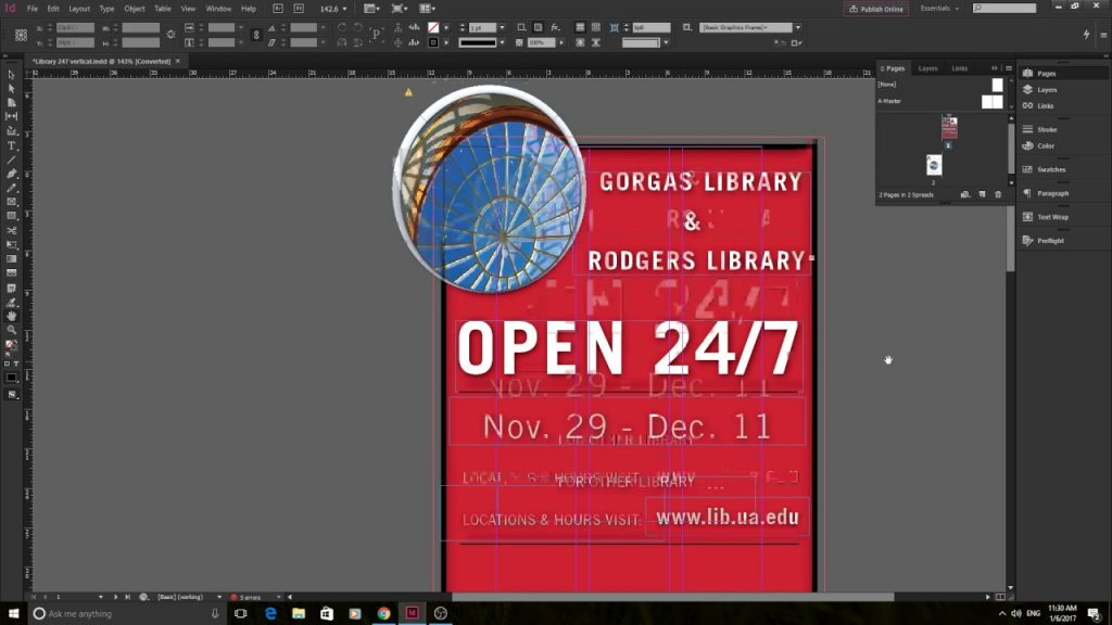 Adobe InDesign CC 2017 Download