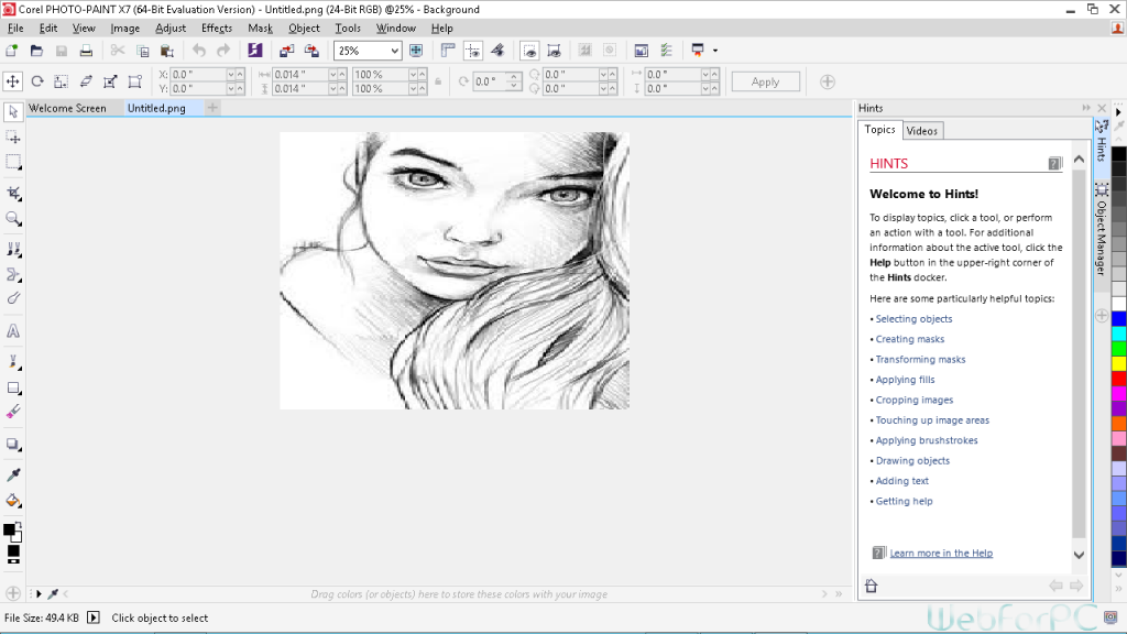 CorelDraw Graphics Suite Setup 32 Bit 64 Bit