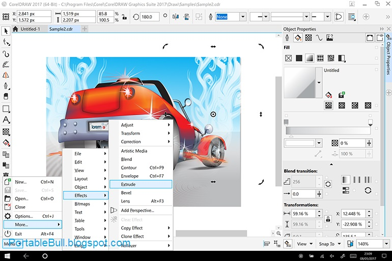 CorelDraw Graphics Suite X7 Free Download Offline Installer