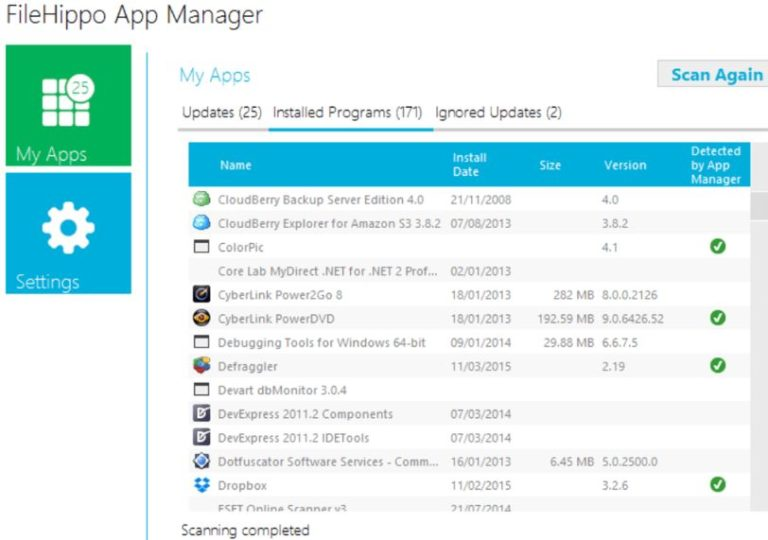 Filehippo App Manager Alternative For PC And Mac