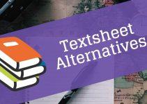 Top 3 Best Textsheet Alternative