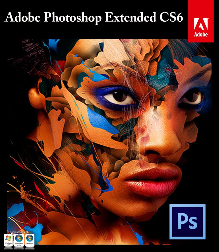 Adobe Photoshop CS6 Full Version Crack Download With ...