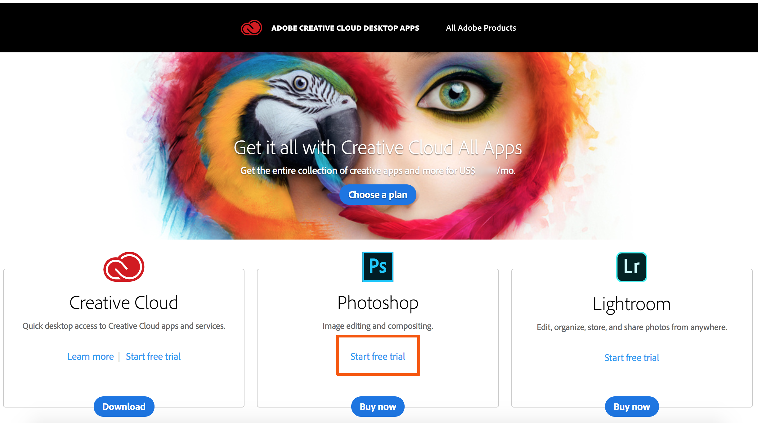 adobe creative cloud free download for windows 10