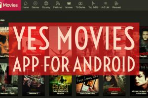 Yesmovies APK Download for Android