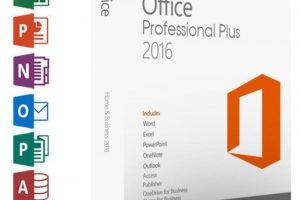 Getintopc MS Microsoft Office 2016 Professional Plus ISO 32/64 Bit Free Download