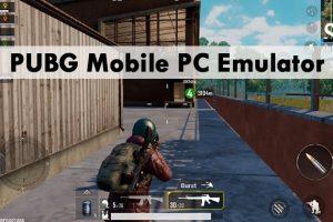 PUBG Emulator for Pc