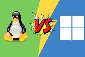 Operating System - Windows vs Linux